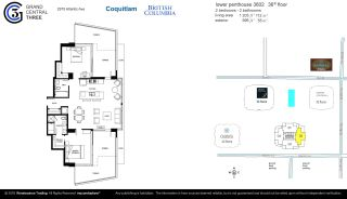 Photo 28: 3602 2975 ATLANTIC AVENUE in Coquitlam: North Coquitlam Condo for sale : MLS®# R2525604