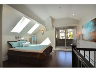 """Photo 4: 4 3828 PENDER Street in Burnaby: Vancouver Heights Townhouse for sale in """"""""The Heights"""""""" (Burnaby North)  : MLS®# V906615"""