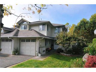"Photo 1: 37 22740 116TH Avenue in Maple Ridge: East Central Townhouse for sale in ""FRASER GLEN"" : MLS®# V1032832"