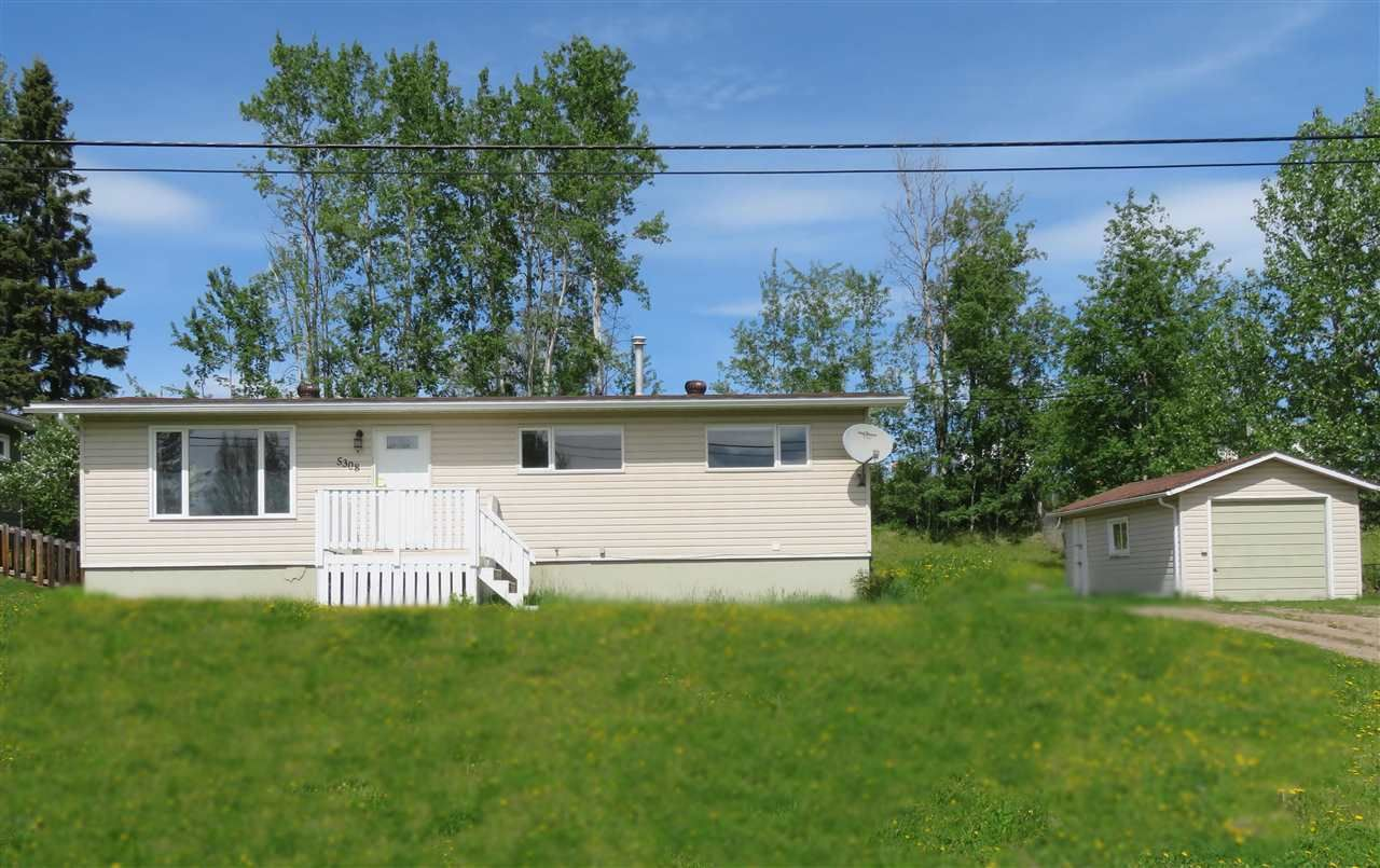 Main Photo: 5308 54 Avenue in Fort Nelson: Fort Nelson -Town House for sale (Fort Nelson (Zone 64))  : MLS®# R2563596