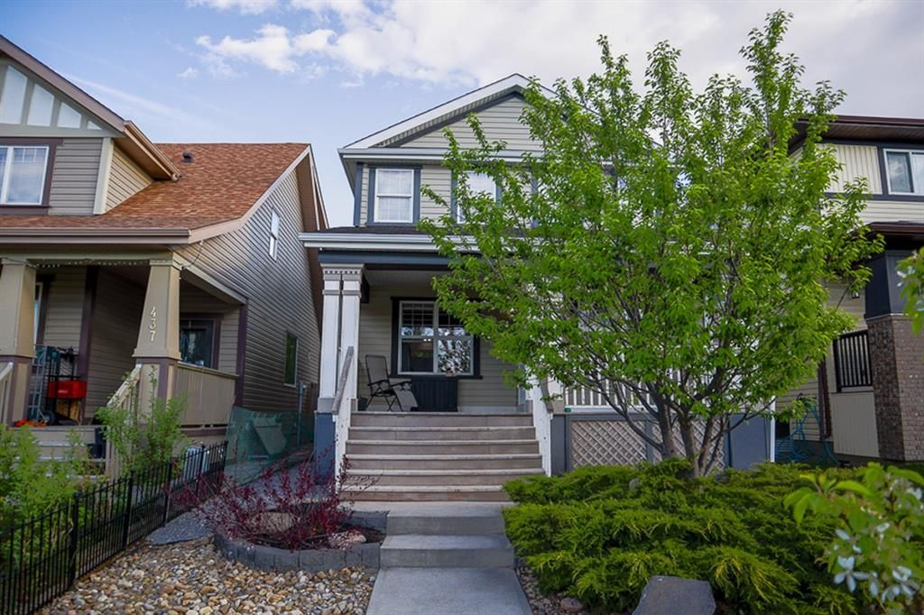 Main Photo: 441 Sagewood Drive SW: Airdrie Detached for sale : MLS®# A1115580