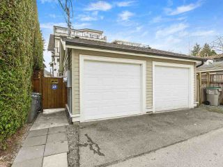 Photo 25: 3323 W 2ND AVENUE in Vancouver: Kitsilano 1/2 Duplex for sale (Vancouver West)  : MLS®# R2538442