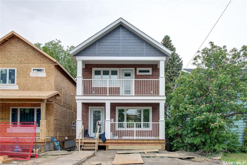 Main Photo: 1511 Spadina Crescent East in Saskatoon: North Park Residential for sale : MLS®# SK810861