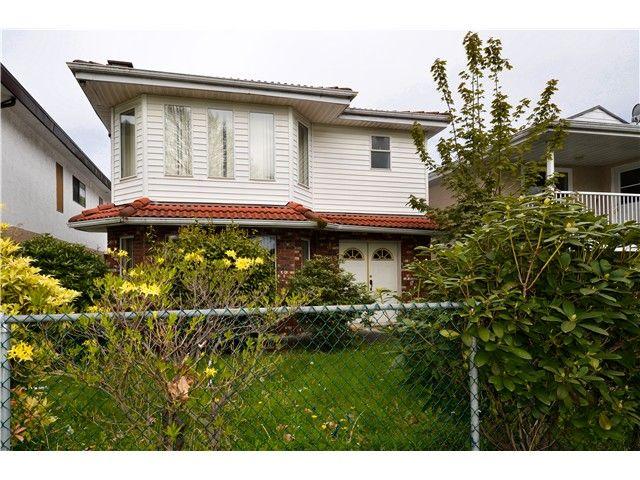 Main Photo: 2659 DUKE Street in Vancouver: Collingwood VE House for sale (Vancouver East)  : MLS®# V1119224