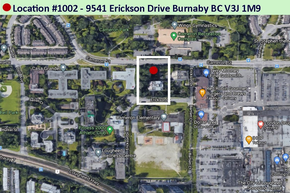 Photo 19: Photos: 1002 9541 ERICKSON Drive in Burnaby: Sullivan Heights Condo for sale (Burnaby North)  : MLS®# R2507603