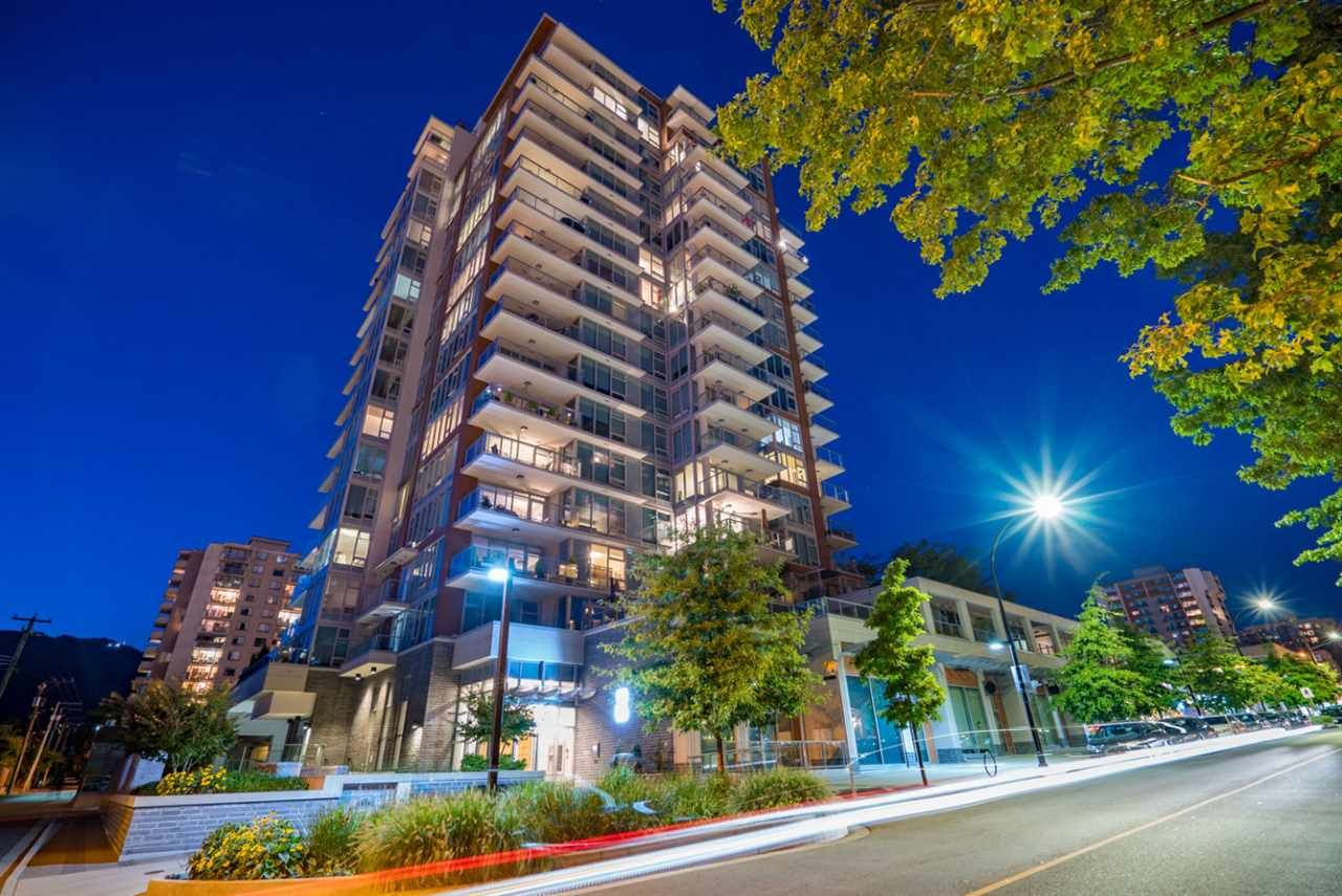 """Main Photo: 607 150 W 15TH Street in North Vancouver: Central Lonsdale Condo for sale in """"15 West"""" : MLS®# R2521497"""