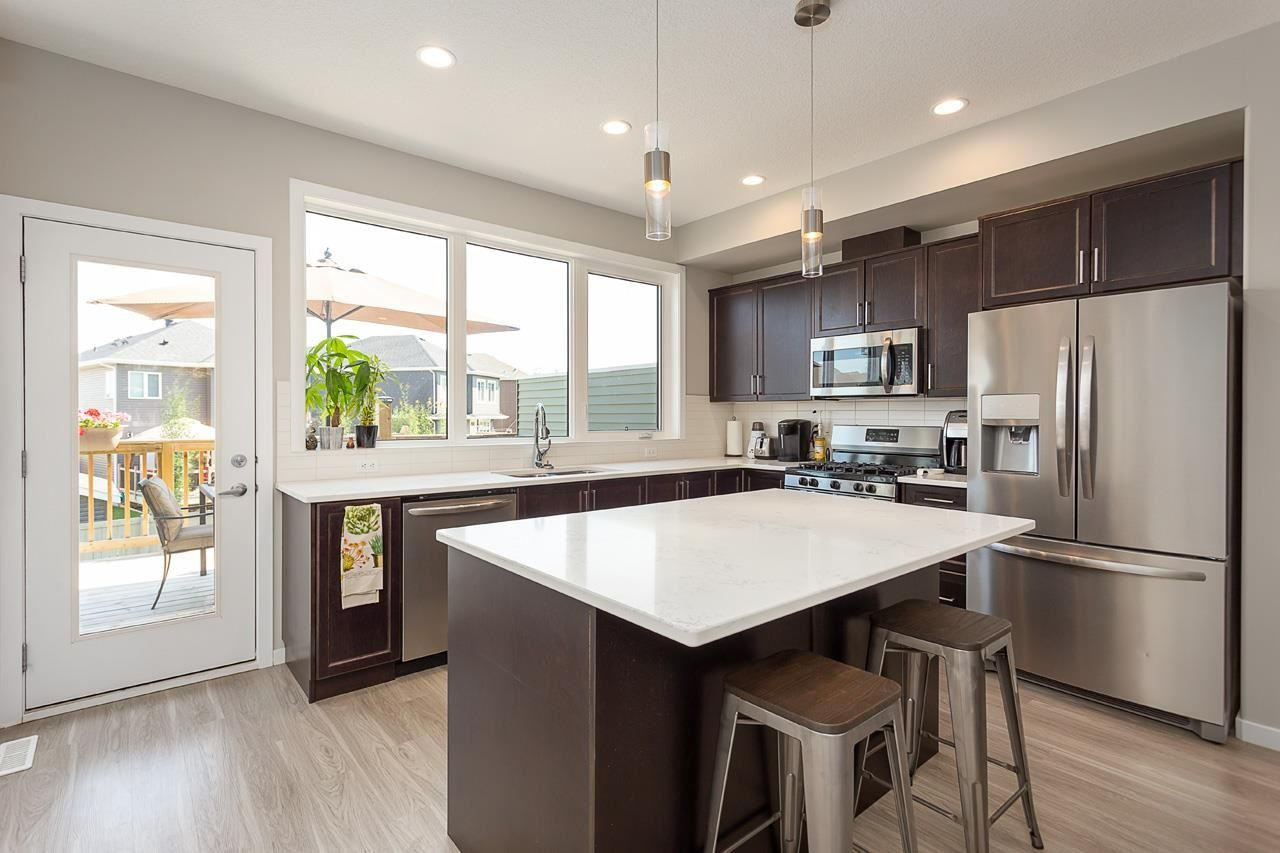 Main Photo: 1908 TANAGER Place in Edmonton: Zone 59 House Half Duplex for sale : MLS®# E4265567