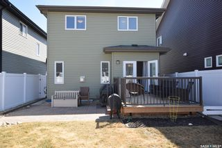 Photo 36: 219 Dagnone Lane in Saskatoon: Brighton Residential for sale : MLS®# SK851131