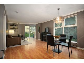 """Photo 3: B201 1331 HOMER Street in Vancouver: Yaletown Condo for sale in """"PACIFIC POINT"""" (Vancouver West)  : MLS®# V1031443"""