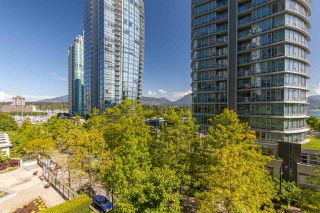 """Photo 23: 603 1205 W HASTINGS Street in Vancouver: Coal Harbour Condo for sale in """"Cielo"""" (Vancouver West)  : MLS®# R2584791"""