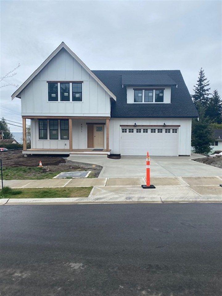 Main Photo: 6311 BURDETT Road in Sechelt: Sechelt District House for sale (Sunshine Coast)  : MLS®# R2481889