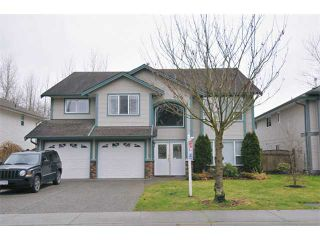 "Photo 1: 23740 120B Avenue in Maple Ridge: East Central House for sale in ""FALCON OAKS"" : MLS®# V933013"