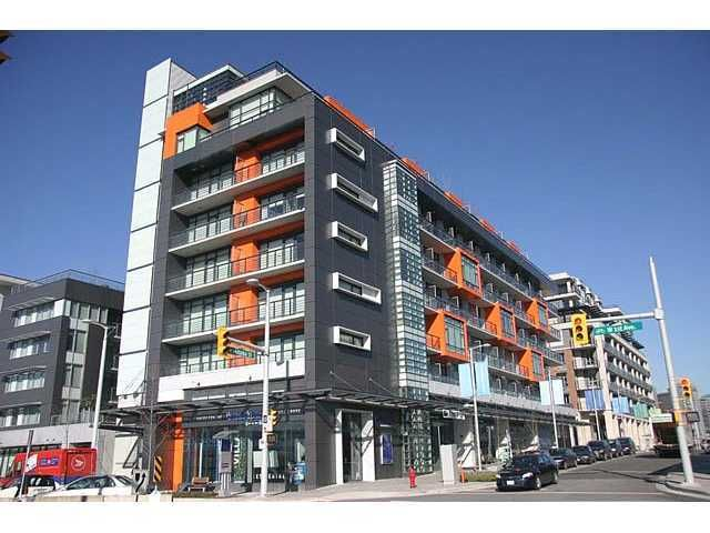 """Main Photo: # 510 123 W 1ST AV in Vancouver: Mount Pleasant VW Condo for sale in """"VILLAGE ON FALSE CREEK"""" (Vancouver West)  : MLS®# V888043"""