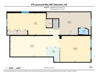 Photo 44: 279 Lynnwood Way NW in Edmonton: Zone 22 House for sale : MLS®# E4265521