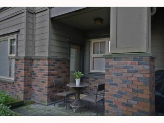 "Photo 9: 116 808 SANGSTER Place in New Westminster: The Heights NW Condo for sale in ""THE BROCKTON"" : MLS®# V814914"