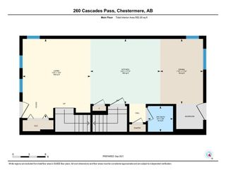 Photo 36: 260 Cascades Pass: Chestermere Row/Townhouse for sale : MLS®# A1144701