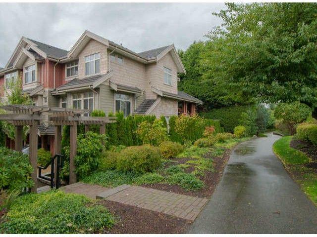 "Main Photo: 36 15151 34TH Avenue in Surrey: Morgan Creek Townhouse for sale in ""SERENO"" (South Surrey White Rock)  : MLS®# F1322530"