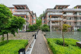 """Main Photo: 222 3602 ALDERCREST Drive in North Vancouver: Roche Point Condo for sale in """"Destiny 2 at Raven Woods"""" : MLS®# R2595756"""