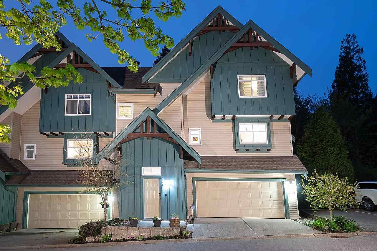 """Main Photo: 28 50 PANORAMA Place in Port Moody: Heritage Woods PM Townhouse for sale in """"ADVENTURE RIDGE"""" : MLS®# R2575105"""
