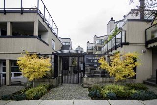 """Photo 15: 4 1350 W 6TH Avenue in Vancouver: Fairview VW Townhouse for sale in """"PEPPER RIDGE"""" (Vancouver West)  : MLS®# R2012322"""