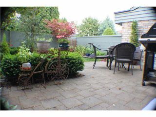 Photo 11: 142 3031 WILLIAMS ROAD in Richmond: Seafair Townhouse for sale : MLS®# V1141870