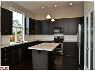 """Photo 2: 6092 163A Street in Surrey: Cloverdale BC House for sale in """"VISTA'S WEST"""" (Cloverdale)  : MLS®# F1028280"""