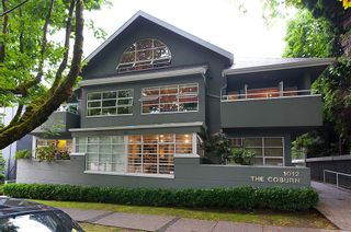 Photo 1: 102 1012 Balfour Street in The Coburn: Shaughnessy Home for sale ()