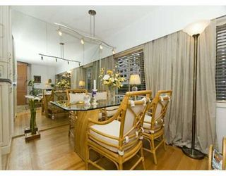"""Photo 5: 2015 HARO Street in Vancouver: West End VW Condo for sale in """"ARNISTON APARTMENTS"""" (Vancouver West)  : MLS®# V626262"""