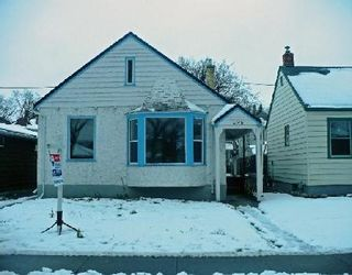 Photo 1: 429 INKSTER BLV.: Residential for sale (Canada)  : MLS®# 2821508