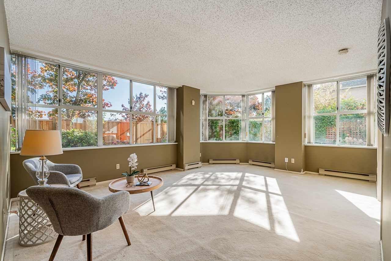 Main Photo: 102 11920 80 AVENUE in Delta: Scottsdale Condo for sale (N. Delta)  : MLS®# R2412820