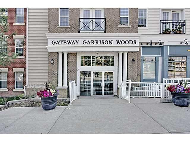 Main Photo: 371 2233 34 Avenue SW in CALGARY: Garrison Woods Condo for sale (Calgary)  : MLS®# C3627108