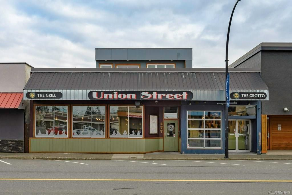 Main Photo: 477 5th St in : CV Courtenay City Other for lease (Comox Valley)  : MLS®# 857049