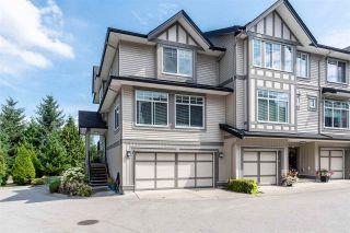"Photo 1: 51 7090 180 Street in Surrey: Cloverdale BC Townhouse for sale in ""BOARDWALK"" (Cloverdale)  : MLS®# R2482574"