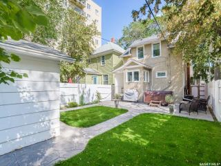 Photo 31: 527 4th Avenue North in Saskatoon: City Park Residential for sale : MLS®# SK771695