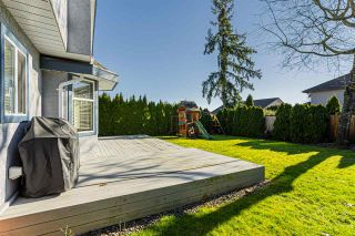 "Photo 39: 18936 59A Avenue in Surrey: Cloverdale BC House for sale in ""ROSEWOOD PARK"" (Cloverdale)  : MLS®# R2535575"