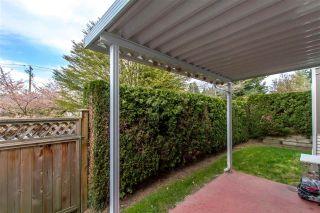 "Photo 19: 49 20881 87 Avenue in Langley: Walnut Grove Townhouse for sale in ""Kew Gardens"" : MLS®# R2451295"
