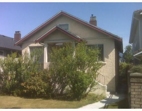 Main Photo: 2581 MCGILL Street in Vancouver East: Home for sale : MLS®# V777486
