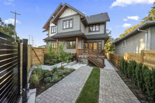 Photo 2: 912 E 17 Avenue in Vancouver: Fraser VE 1/2 Duplex for sale (Vancouver East)  : MLS®# R2508267