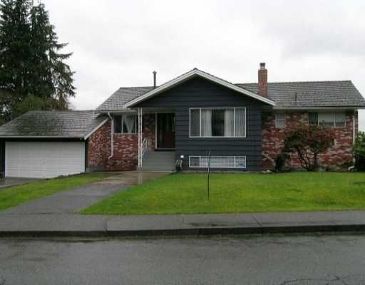 Main Photo: 3393 DALEBRIGHT Drive in Burnaby: Government Road House for sale (Burnaby North)  : MLS®# V634133