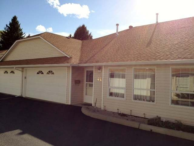 Main Photo: 42 1195 14TH STREET in : Brocklehurst Townhouse for sale (Kamloops)  : MLS®# 122036