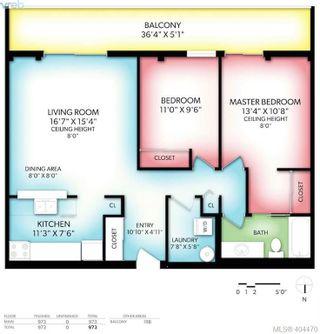 Photo 16: 704 770 Cormorant St in VICTORIA: Vi Downtown Condo for sale (Victoria)  : MLS®# 803654