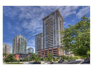 """Photo 1: # 1410 977 MAINLAND ST in Vancouver: Downtown VW Condo for sale in """"YALETOWN PARK 3"""" (Vancouver West)  : MLS®# V836705"""