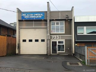 Photo 1: 723 Princess Ave in Victoria: Vi Downtown Industrial for sale : MLS®# 838107