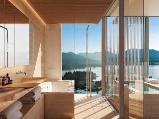 """Photo 4: 1103 1550 ALBERNI Street in Vancouver: West End VW Condo for sale in """"Alberni by Kengo Kuma"""" (Vancouver West)  : MLS®# R2522289"""