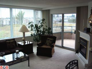 "Photo 4: 205 3170 GLADWIN Road in Abbotsford: Central Abbotsford Condo for sale in ""Regency Park Towers"" : MLS®# F1109618"