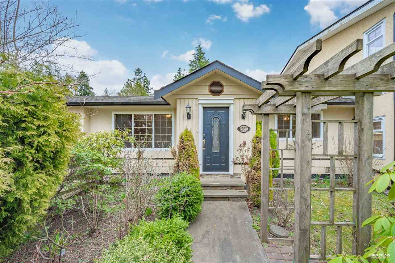 """Main Photo: 1562 132 Street in Surrey: Crescent Bch Ocean Pk. House for sale in """"OCEAN PARK"""" (South Surrey White Rock)  : MLS®# R2620324"""
