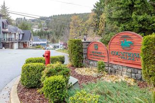 """Photo 1: 19 3295 SUNNYSIDE Road: Anmore Manufactured Home for sale in """"COUNTRYSIDE VILLAGE"""" (Port Moody)  : MLS®# R2518632"""