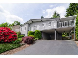 """Photo 1: 984 RANCH PARK Way in Coquitlam: Ranch Park House for sale in """"RANCH PARK"""" : MLS®# V1067792"""