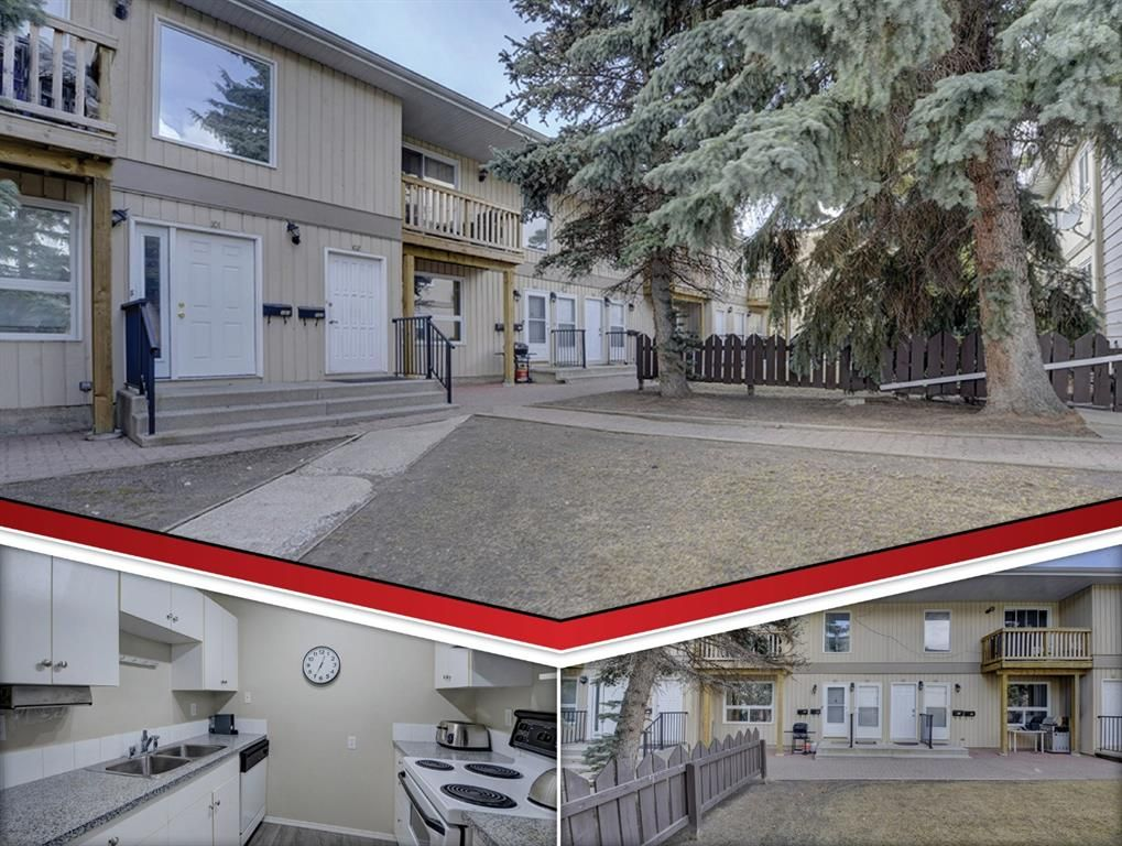 Main Photo: 103 219 Huntington Park Bay NW in Calgary: Huntington Hills Row/Townhouse for sale : MLS®# A1093664