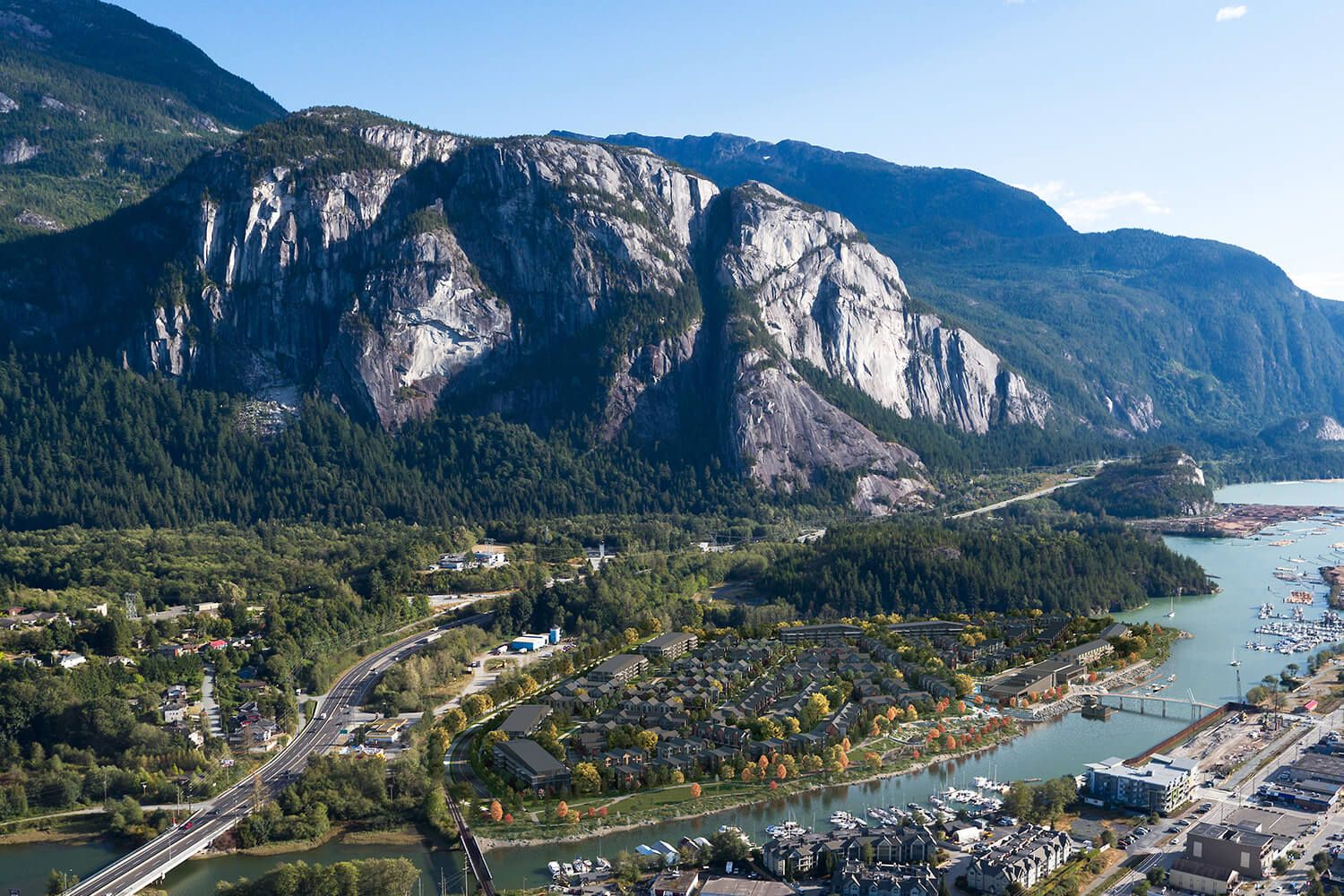 Main Photo: 29 1500 Highway 99 in Squamish: Townhouse for sale